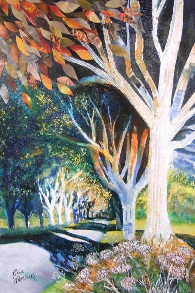 Chris Wilmshurst Dorset Artist