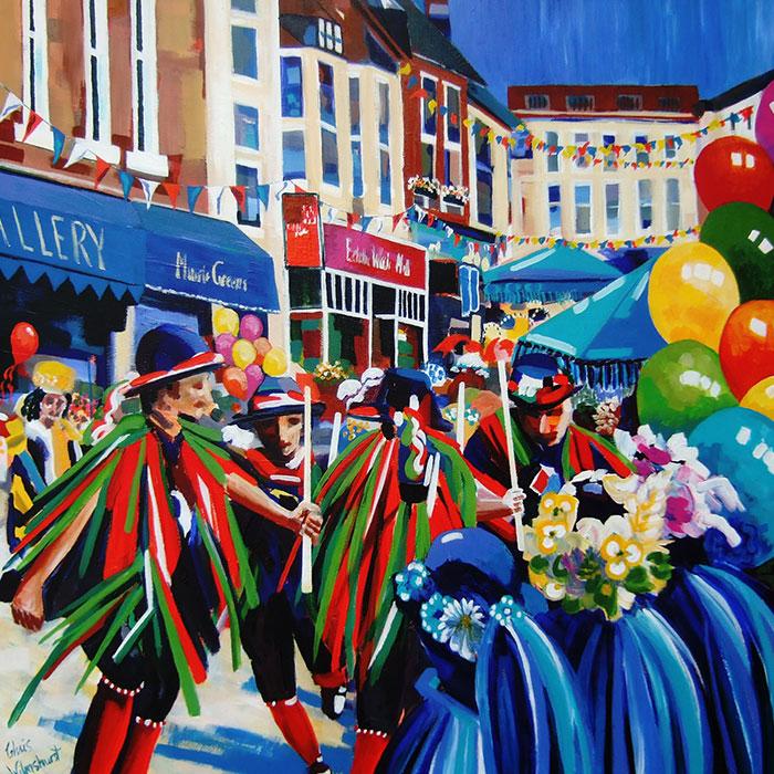 Dorset Artist
