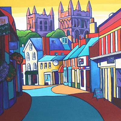 Wimborne Artist